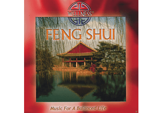 Temple Society - Feng Shui-Music For A Balanced Life - (CD)