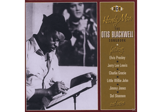 VARIOUS - Handy Man - The Otis Blackwell Songbook - (CD)