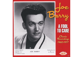 Joe Barry - A Fool To Care [CD]