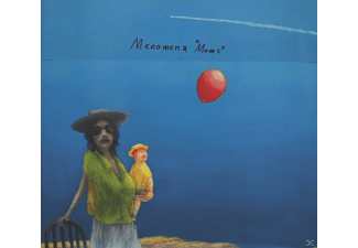 Menomena - Moms - (CD)