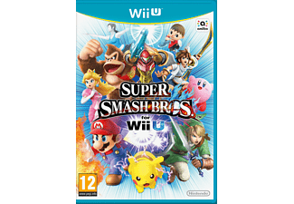 Super Smash Bros NL WII U