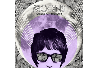 Moons - Fables Of History - (CD)