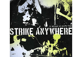 Strike Anywhere - In Defiance Of Empty Times - (CD)