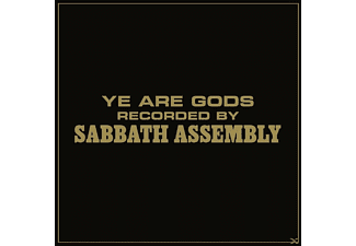 Sabbath Assembly - Ye Are Gods - (CD)