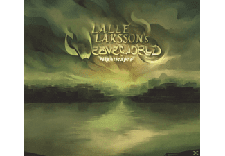 Lalle Larsson's Weaveworld - Nightscapes - (CD)