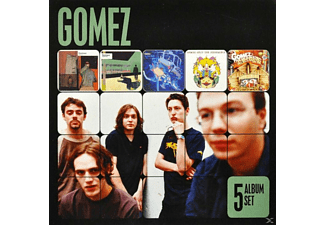 Gomez - 5 Album Set [CD]