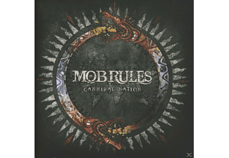 Mob Rules - Cannibal Nation - (CD)