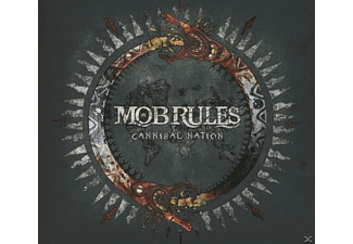 Mob Rules - Cannibal Nation (Limited Digipak Edition) - (CD)