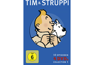Tim und Struppi - DVD Collection I [DVD]