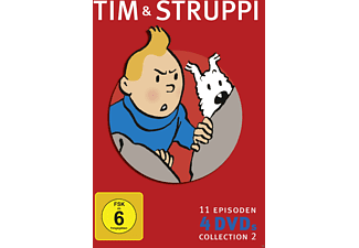 Tim und Struppi - DVD Collection II - (DVD)