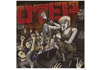 Otep - Sounds Like Armageddon [CD]