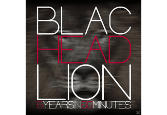 Blac Head Lion - 5 Years In 50 Minutes - (CD)