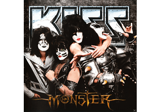 Kiss - Monster (Limited 3d Cover Special Edition) - (CD)