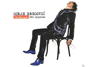Goran Bregovic, Wedding And Funeral Orchestra - Champagne For Gypsies - (CD)