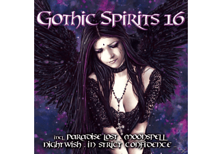 VARIOUS - Gothic Spirits 16 - (CD)
