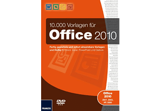 koch media sw 10000 vorlagen f r office 2010 pc office. Black Bedroom Furniture Sets. Home Design Ideas