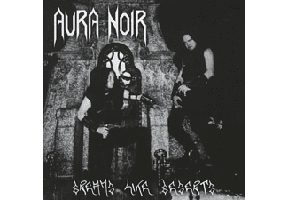 Aura Noir - Dreams Like Deserts - (CD)