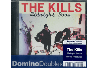 The Kills - Midnight Boom / Blood Pressures [CD]