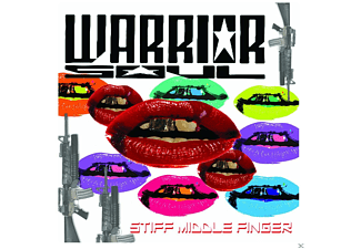 Warrior Soul - Stiff Middle Finger [CD]