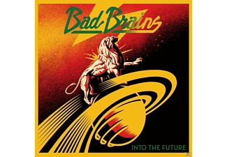 Bad Brains - Into The Future - (CD)
