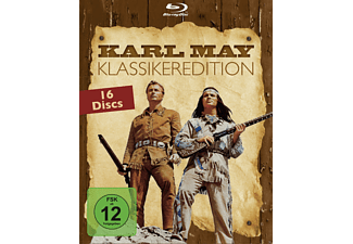 KARL MAY-KLASSIKEREDITION [Blu-ray]