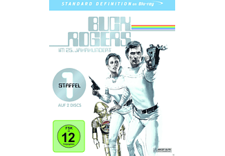 Buck Rogers - 1. Staffel - (Blu-ray)