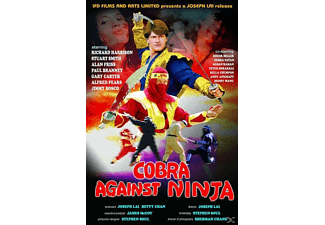 COBRA AGAINST NINJA [DVD]