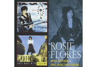 Rosie Flores - AFTER THE FARM/ONCE MORE WITH FEELING - (CD)