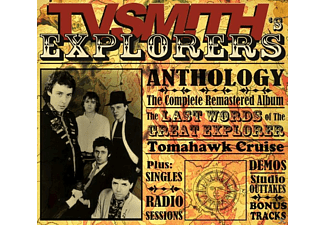 Tv Smith's Explorers - The Last Words Of The Great Explore - (CD)