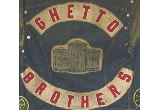 Ghetto Brothers - Power Fuerza (Deluxe Reissue) - (CD)