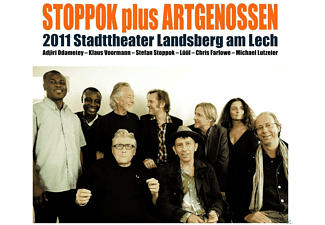 Stoppok Plus Artgenossen - 2011 Stadttheater Landsberg Am Lech - (CD)