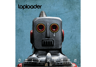 Toploader - Only Human - (CD)