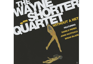 Wayne Shorter - Without A Net - (CD)
