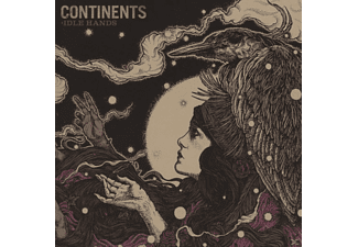 Continents - Idle Hands - (CD)