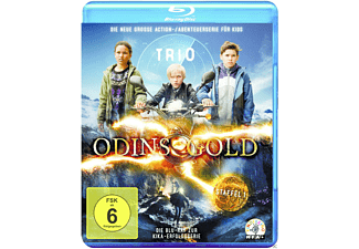 TRIO - ODINS GOLD [Blu-ray]