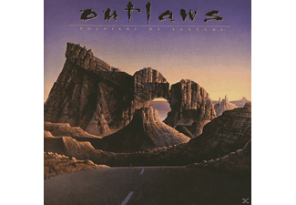 The Outlaws - Soldiers Of Fortune - (CD)