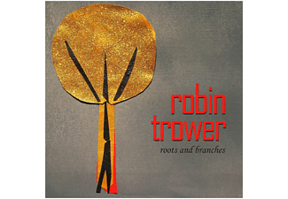 Robin Trower - Roots & Branches - (CD)