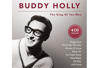Buddy Holly;The Crickets - The King Of Tex-Mex - (CD)