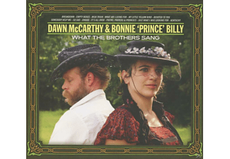 Mccarthy Dawn, Bonnie Prince Billy - What The Brothers Sang [CD]