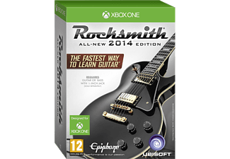 Rocksmith 2014 (inkl kabel) Xbox One