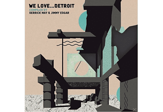 VARIOUS - We Love Detroit - (CD)