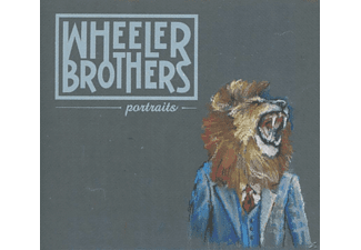 Wheeler Brothers - Portraits - (CD)