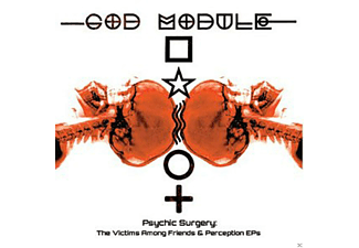 God Module - Psychic Surgery - (CD)