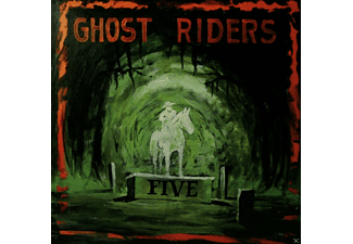 Ghost Riders - Five - (CD)