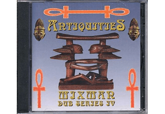 Mixman - Antiquities Dub Series IV - (CD)