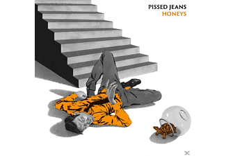 Pissed Jeans - Honeys - (CD)