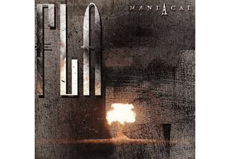 Front Line Assembly - Maniacal - (CD)