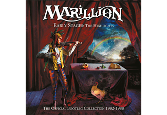 Marillion - Early Stages: The Highlights - (CD)