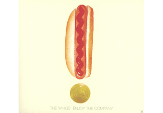 The Whigs - Enjoy The Company [CD]
