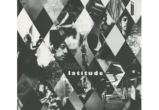 David Lemaitre - Latitude - (CD)